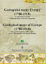 Geological maps of Europe (1780-1918)