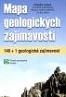 Mapa geologick�ch zaj�mavost�
