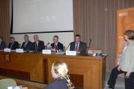 foto - tisková konference v AV ČR