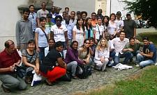 Zahraniční studenti z nizozemské univerzity
