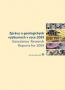 Obálka Zprávy o geologických výzkumech v roce 2009