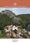 Kalendář České geologické služby na rok 2021