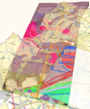 Geological 3D model for planning of the Erzgebirge railway tunnel