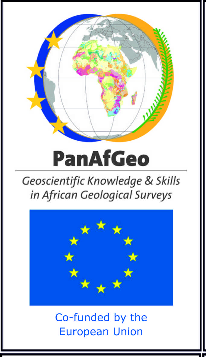 Logo of the PanAfGeo project