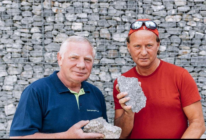 Dr. Rambousek a Ing. Godány v rozhovoru o dostupnosti kameniva pro MF Dnes