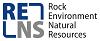 RENS - Horninové prostředí a nerostné suroviny - logo