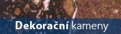 Dekorační kameny ČR