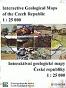 Interaktivní geologické mapy ČR 1 : 25 000 (DVD-ROM)