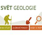Svět geologie, portál o neživé přírodě
