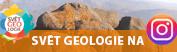 Svět geologie na Instagramu