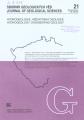 Hydrogeologie, inženýrská geologie 21
