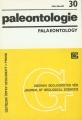 Paleontolgie / palaeontology 30