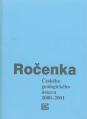 Výroční zpráva 2000-2001