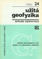 Užitá geofyzika / Applied Geophysics 24
