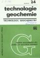 Technologie, geochemie / technology, geochemistry 24