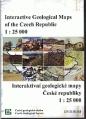DVD-ROM Interaktivní geologické mapy ČR 1 : 25 000