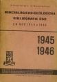 1. ročník Bibliografie (za r. 1928-1929)