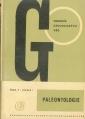 Sborník geologických věd - řady Paleontologie