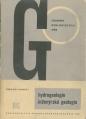 Sborník geologických věd - řady Hydrogeologie, inženýrská geologie