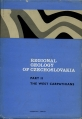 Regional Geology of Czechoslovakia