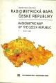 Radiometrická mapa České republiky 1 : 500 000