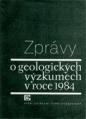 Obnovené vydávání Zpráv o geologických výzkumech
