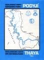1. mapa z edice geologicko-přírodovědných map - Geologická mapa NP Podyjí