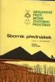 Geologové proti ničení životního prostředí - 1. sympozium