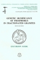 Genetic significance of phosphorus in the fractionated granitoids