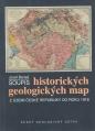 Soupis historických geologických map z území České republiky do roku 1918