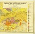 Geologická mapa ČSR 1 : 500 000, dvoudílná