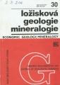 Lozisková geologie, mineralogie 30