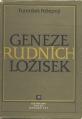 František Pošepný - Geneze rudních ložisek