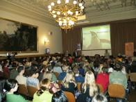 ČGS na Týdnu vědy a techniky 2009