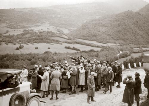 Kongres Karpatské geologické asociace v roce 1931