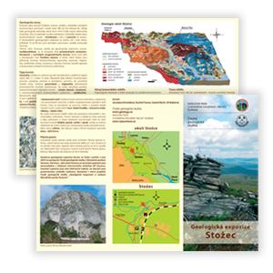 Informační brožura k expozici
