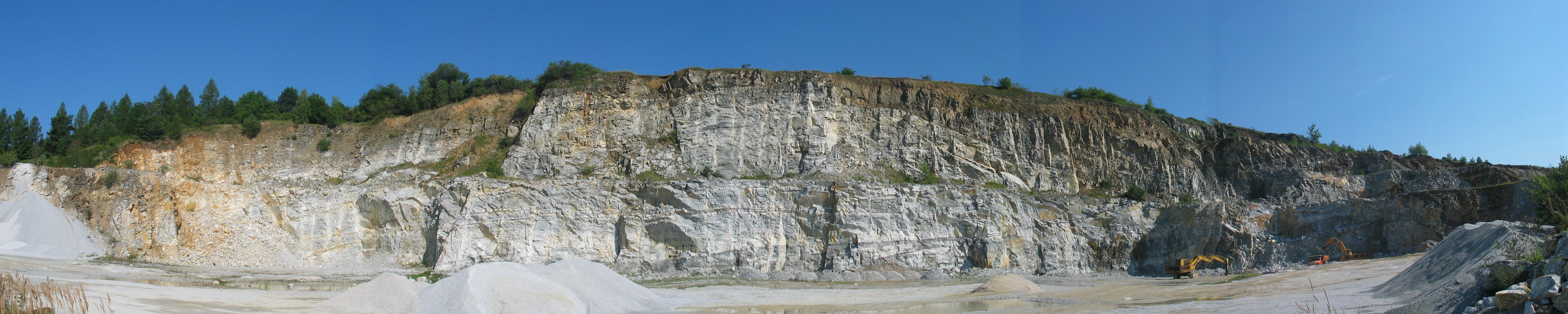 Skoupy quarry