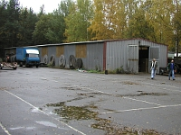 Chotěboř Sample Storage Facility