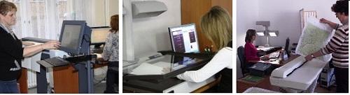 Digitální archiv Geofondu