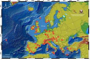 Evropsk� geoparky k r. 2013