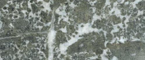 Diabasový tuf, zvaný žabák