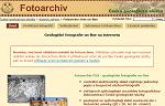 Náhled webu Fotoarchiv