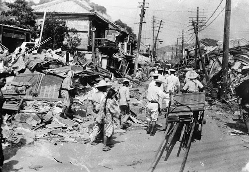 Zemětřesení v roce 1920 v čínské provincii Kan-su